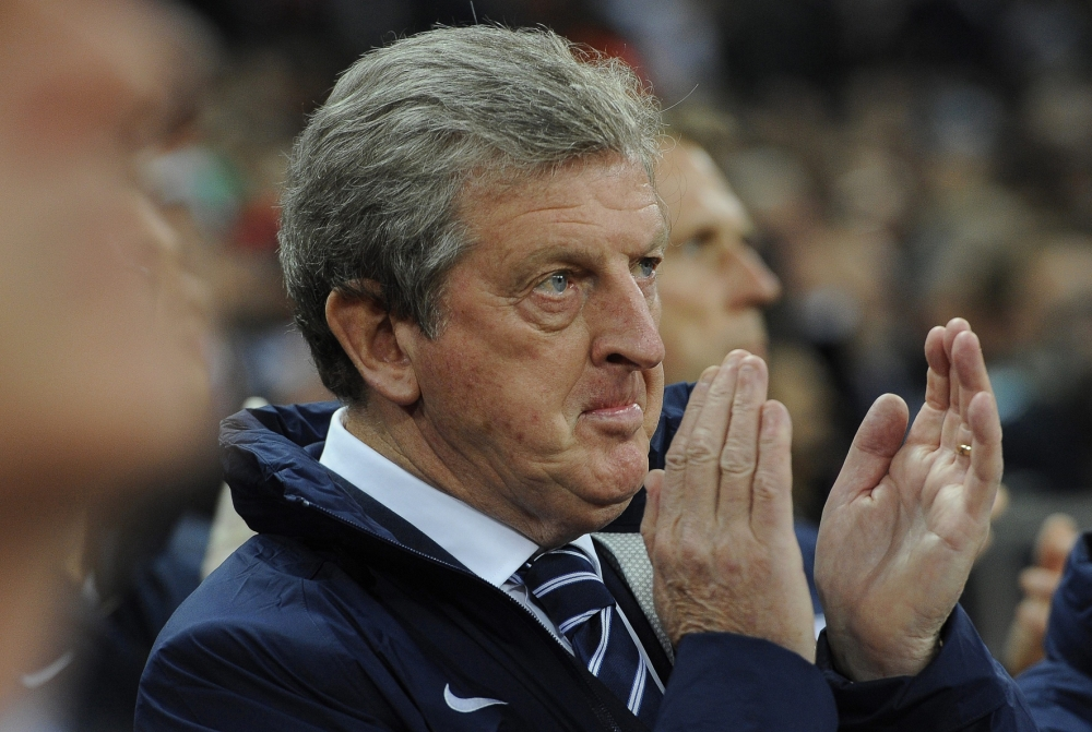 Hodgson hints at his certain England picks for World Cup finals