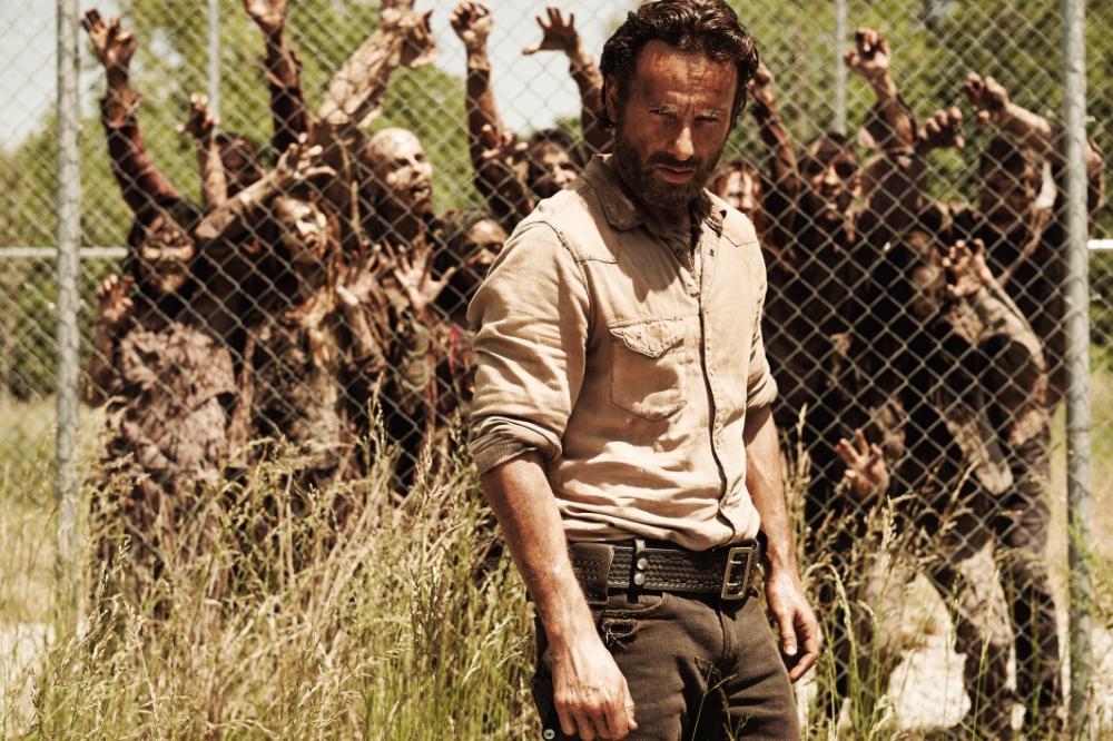 The Walking Dead, Piers Morgan's Life Stories, Man Down: TV picks
