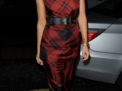 Mollie King is queen of fashion as she dresses up for Gucci party
