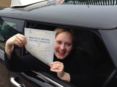 Driving instructor to the stars admits: I had no idea who Adele was even when she sang to me