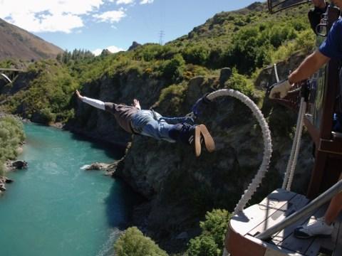 Unleash your inner daredevil in New Zealand