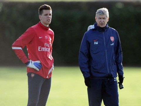 Arsene Wenger: Wojciech Szczesny can be the new Jens Lehmann for Arsenal