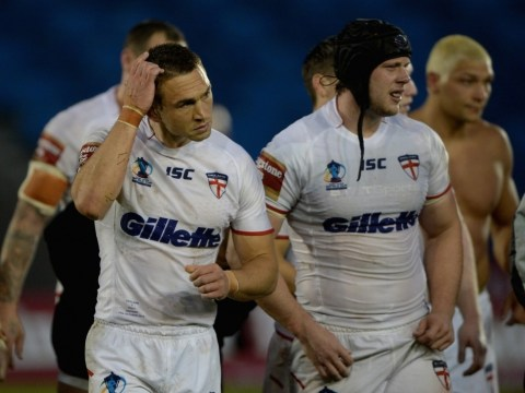 England given World Cup wake-up call after shock Italy defeat
