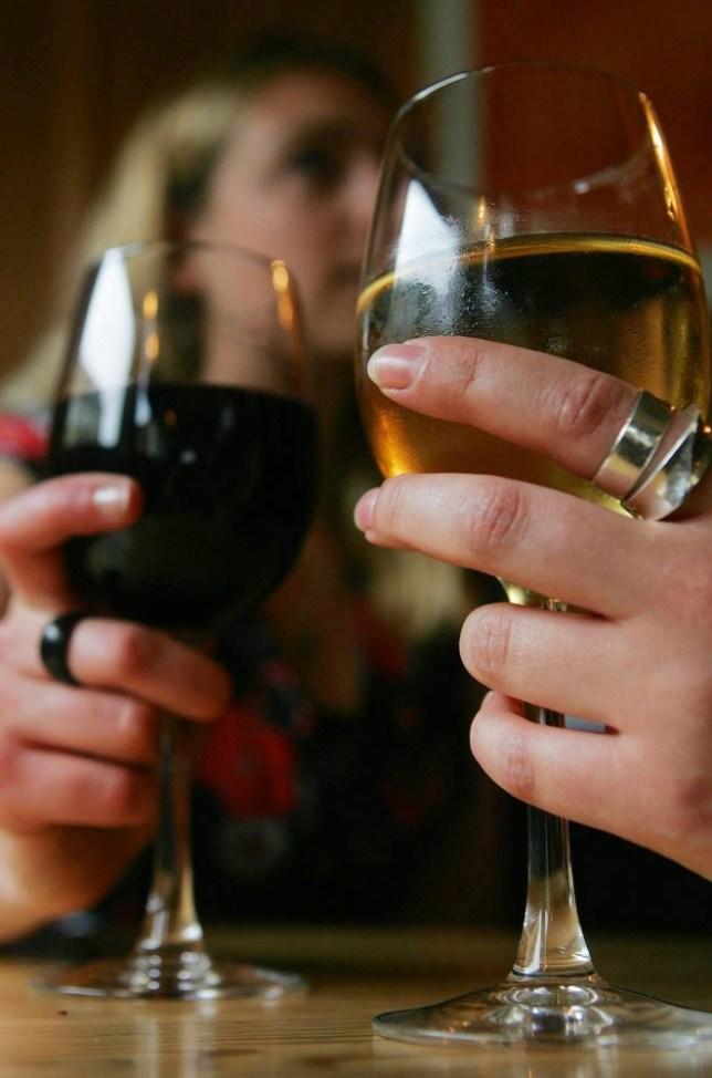 Alcohol, parents drunk