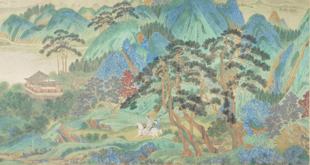 A rare chance to see 1,200 years' worth of Chinese art at V&A