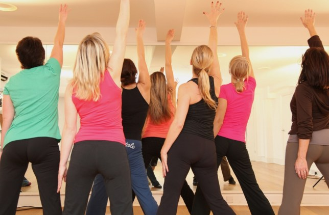 A lunch-time dance class will have you reaching for the stars and altogether happier (Picture: supplied)