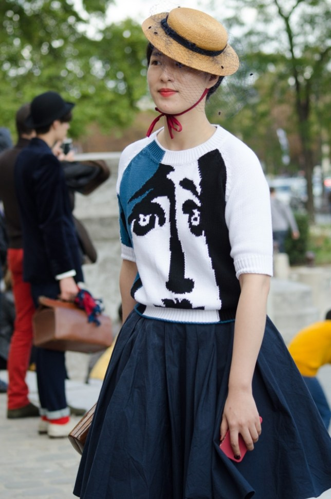 Stand out from the crowd with a statement sweater (Picture: supplied)