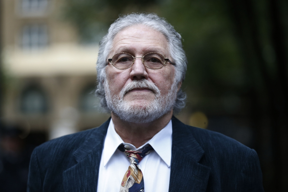 Dave Lee Travis tells court he's 'fair game' in 'money-grabbing culture'