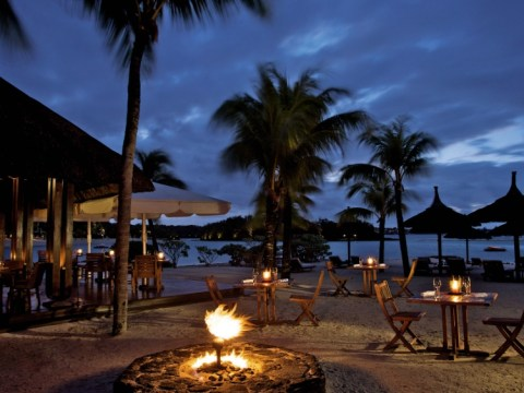 Mauritius: As universal as Gangnam Style (in a Harry Hill mask)