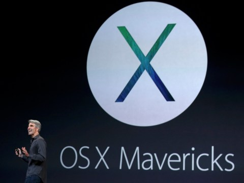 Apple announcement: OS X Mavericks available for free
