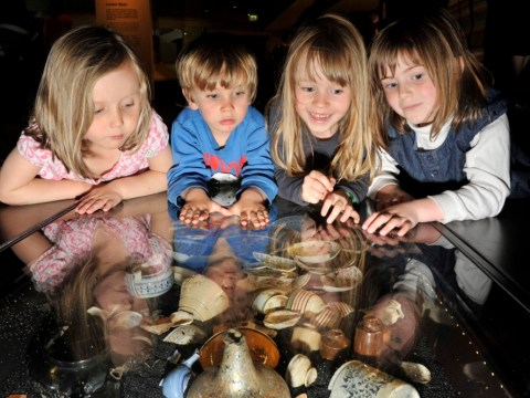 Story-telling in London, science in Scotland and animation in Newcastle: 8 half-term events