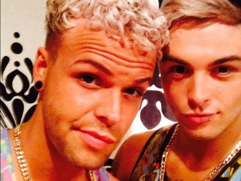 Wedding bells for Union J! Jaymi Hensley and fiance Olly Marmon to marry in 2015