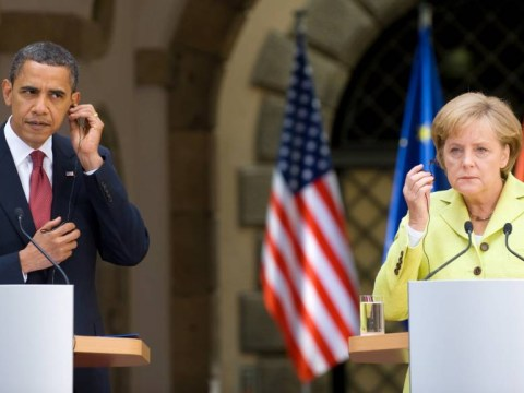 US 'spied on 35 world leaders by tapping phone calls'