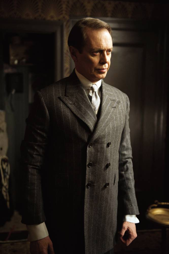Boardwalk Empire to end after fifth series, creator Terence Winter confirms