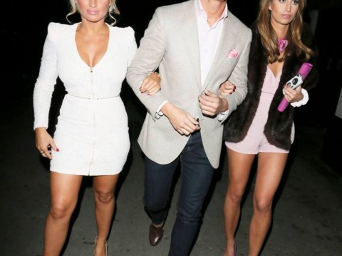 I cheated on Sam Faiers with Lauren Goodger, admits TOWIE's Lewis Bloor