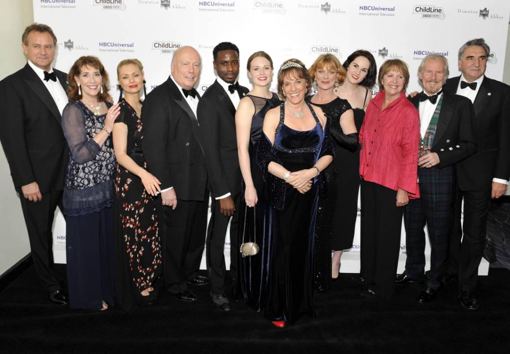 Gallery: The Downton Abbey ChildLine Ball