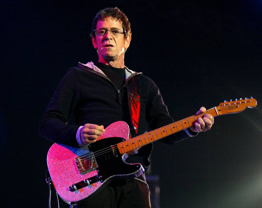 Music world mourns 'perfect' star songwriter Lou Reed
