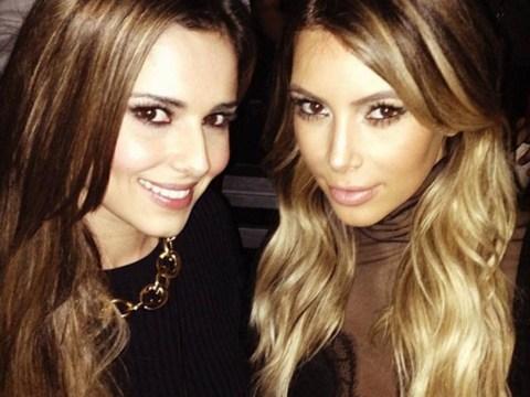 Cheryl Cole asks new BFF Kim Kardashian to 'hook her up' with Rihanna's ex Drake
