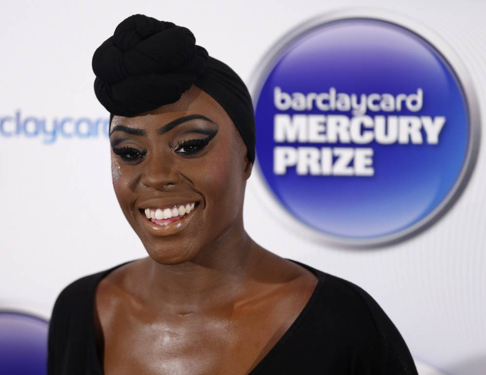 Mercury Music Prize nominee Laura Mvula reveals she is 'bezzie mates' with Jill Scott, John Legend and Alicia Keys