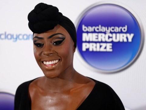 Mercury Music Prize nominee Laura Mvula reveals she is 'bezzie mates' with Jill Scott, John Legend and Alicia Keys