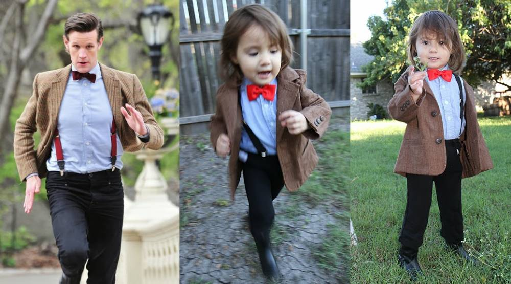 Doctor Who 50th Anniversary: Katie Kent Dresses Up As All 11 ...