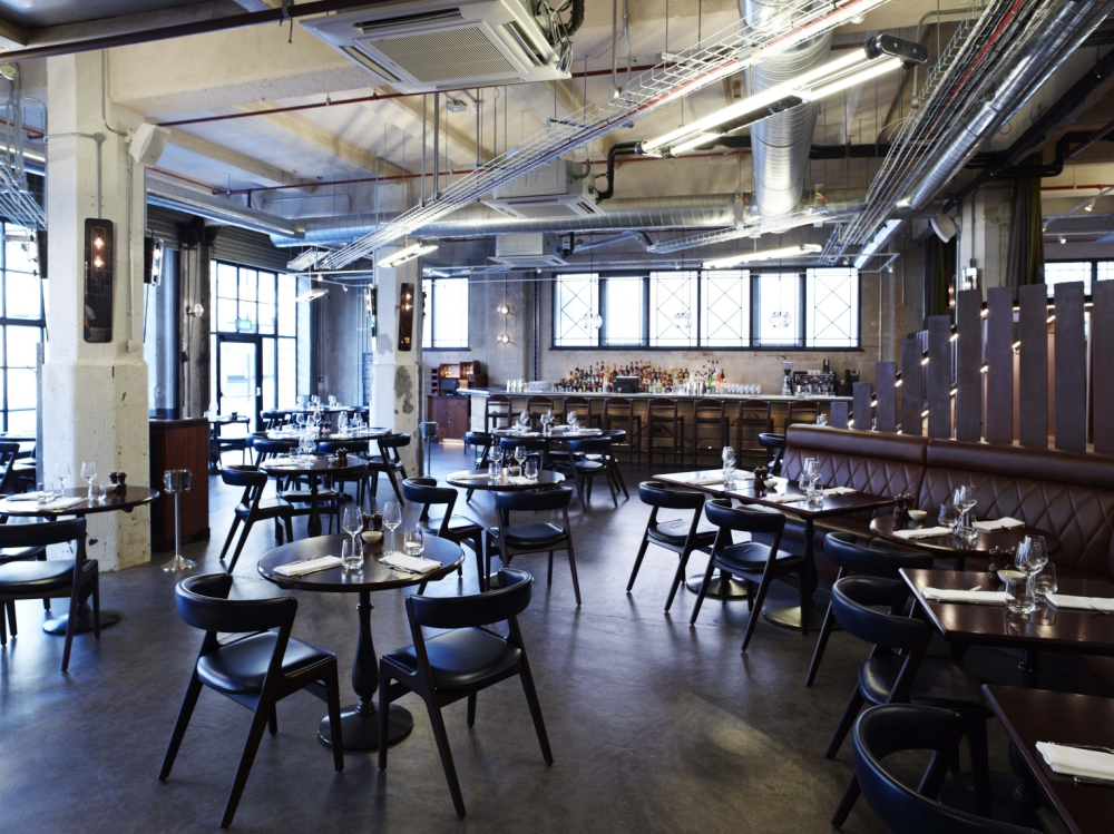Review: Ramsay's Union Street Cafe didn't need Beckham hype