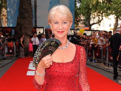 'We need new words for female power': Here's why Helen Mirren doesn't want you to call her 'sassy'
