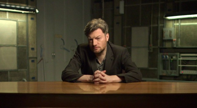 Charlie Brooker has declared himself a huge video game fan in the past (Picture: BBC)