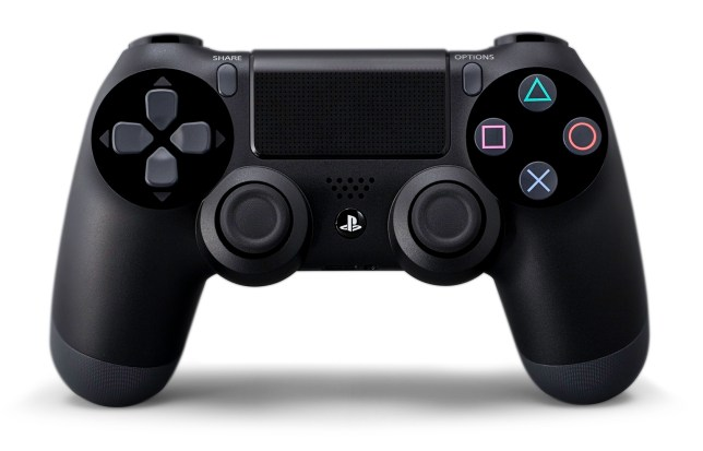 DualShock 4 – the layout's the same but why aren't the controls?