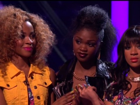 The X Factor 2013: Miss Dynamix sent through to the sing-off after losing the flash vote