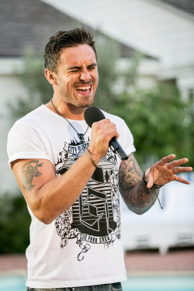 Joseph Whelan on The X Factor 2013