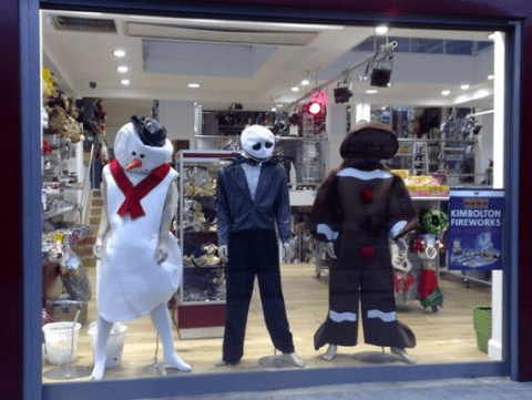 London's top 5 fancy dress shops to get your Halloween costume from