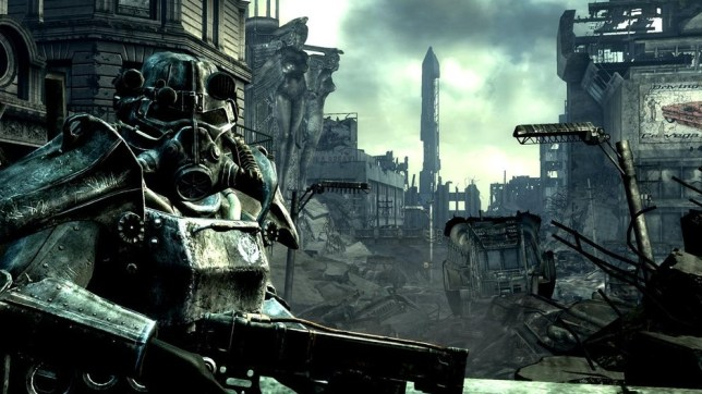 Fallout 3: Unrelenting misery, just the way we like it.