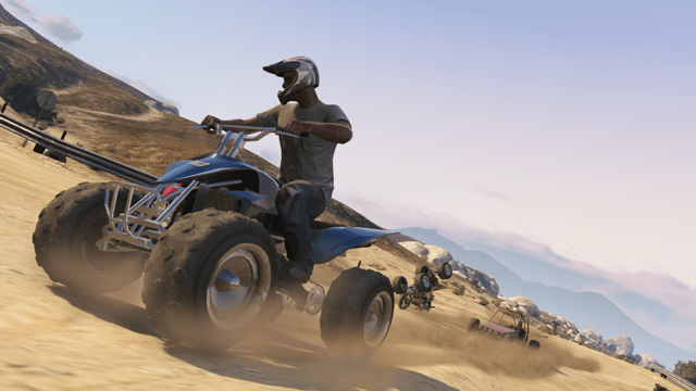 GTA Online -GTA Online - something for the weekend? it really was too good to be true