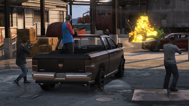 GTA Online - it's getting worse