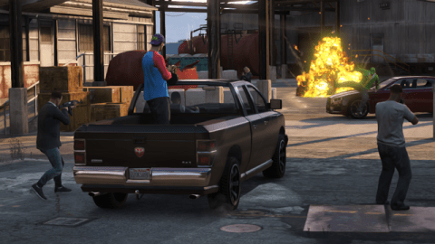 Games Inbox: GTA V's Marmite characters, GTA Online issues and The Wind Waker HD