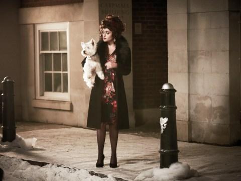 Will Helena Bonham Carter boost Christmas sales for Marks & Spencer?
