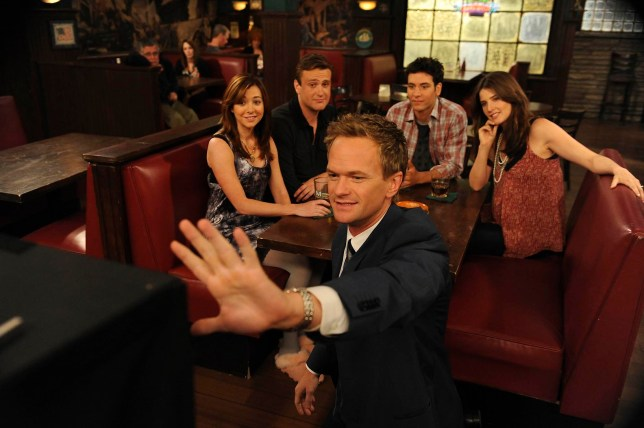 How I Met Your Mother's universe is set to see a new show (Picture: Channel 4)