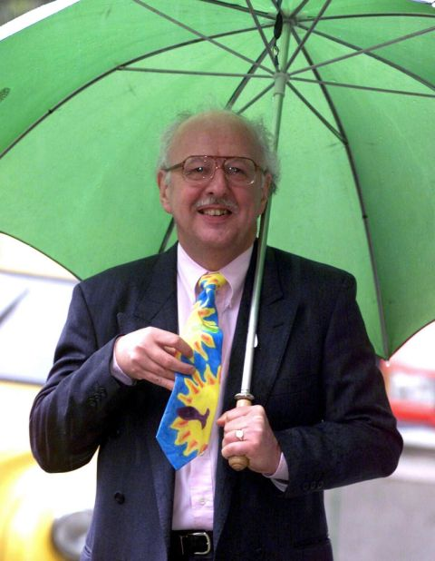 Public probably feel fallen tree in my garden serves me right, says Michael Fish