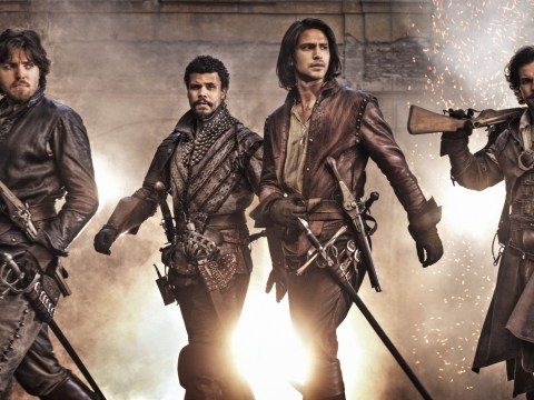 From The Musketeers to Private School Girl: 10 shows you won't want to miss in 2014