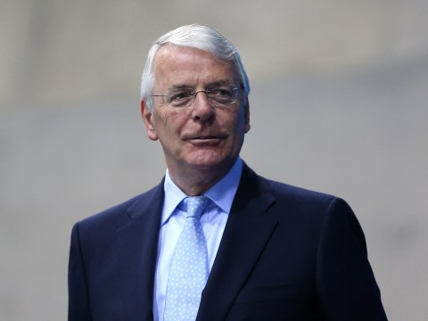 Sir John Major hits out at MPs: Drag the poor out of slums
