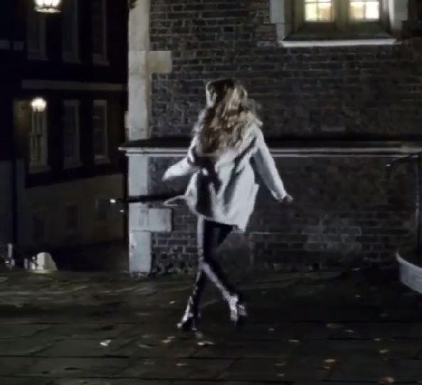 Rosie Huntington-Whitely, Helena Bonham Carter and David Gandy star in new Marks and Spencer advert