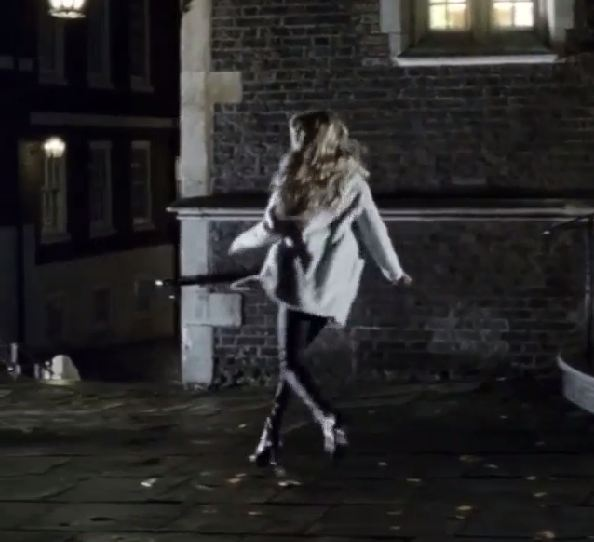 Rosie Huntington-Whiteley in Marks and Spencer TV advert