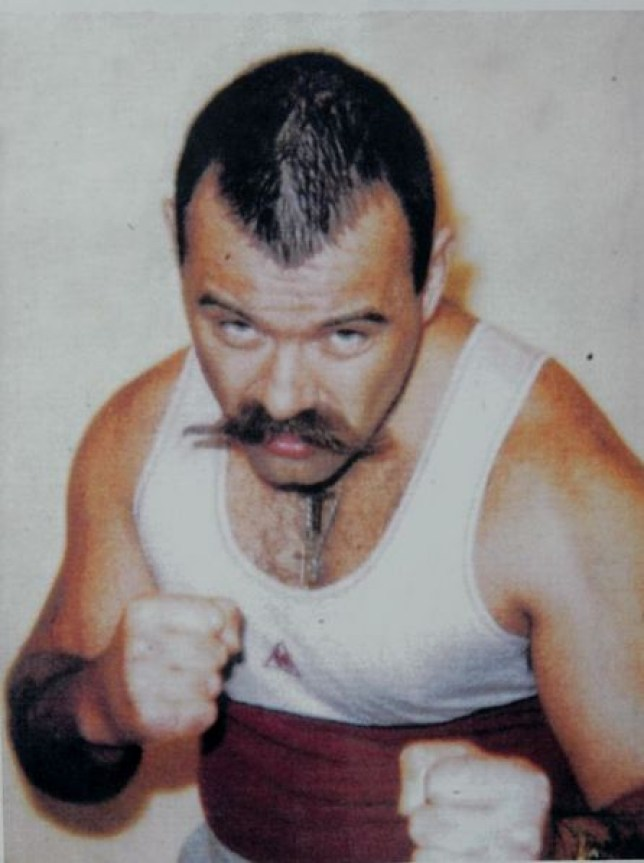 Scarf-face: Charles Bronson letter to prison magazine exposed as joke attempt to win £50 voucher