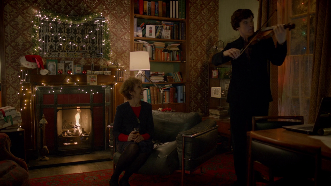 Sherlock: Will mistletoe and crime make for a Christmas special?