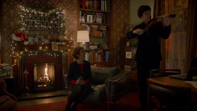 Dreaming of a 221B Christmas...