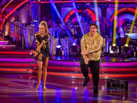 Mark Benton divides Strictly Come Dancing judges with MC Hammer tribute