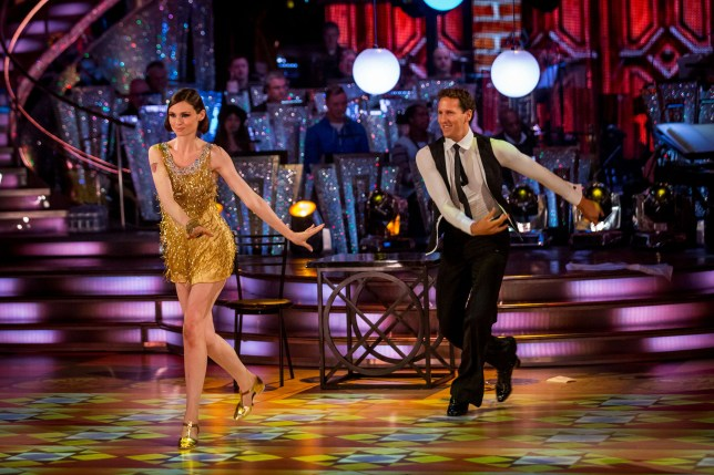 Strictly Come Dancing 2013: Sophie and Brendan