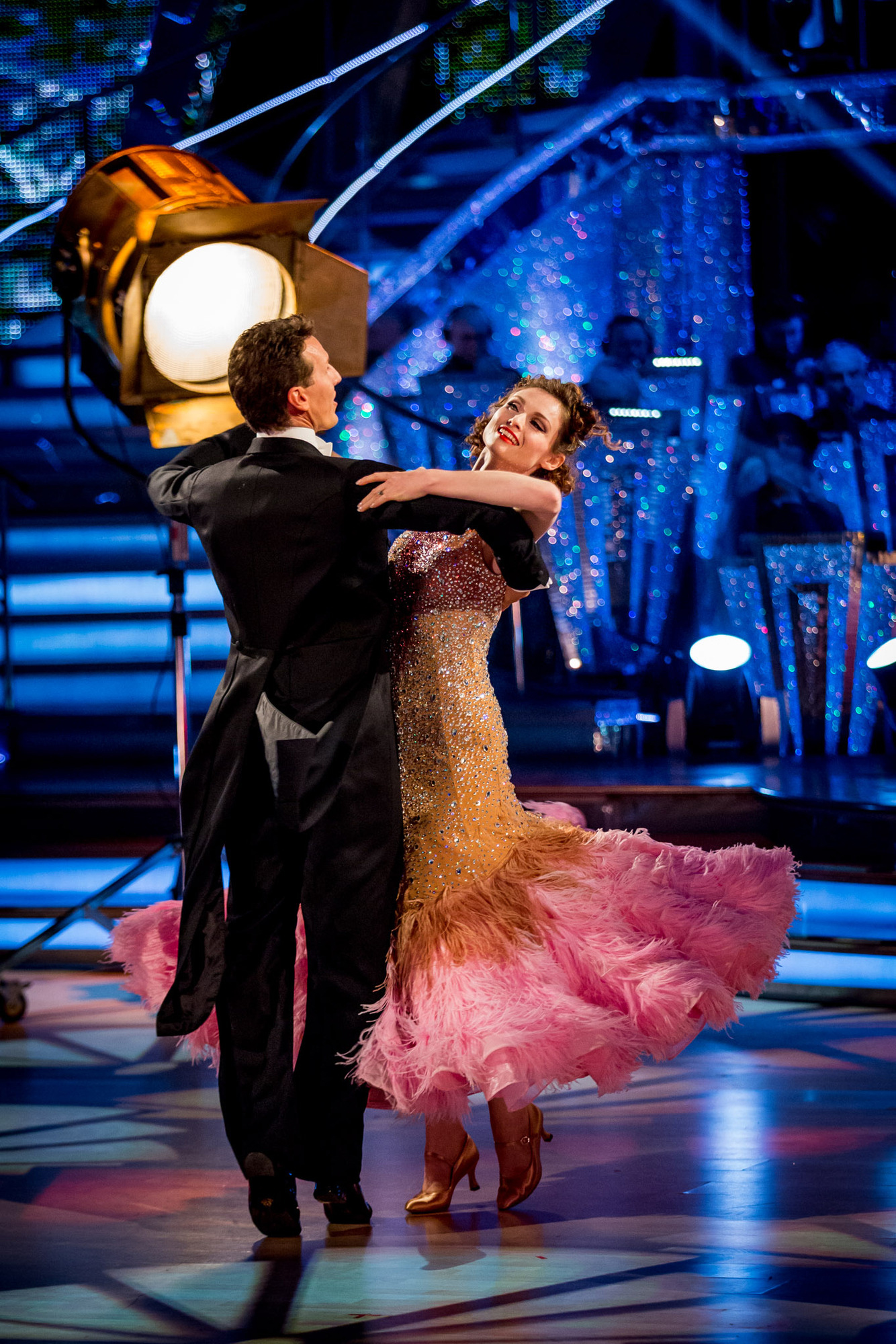 Natalie Gumede, Sophie Ellis-Bextor and Abbey Clancy jointly top Strictly Come Dancing scoreboard