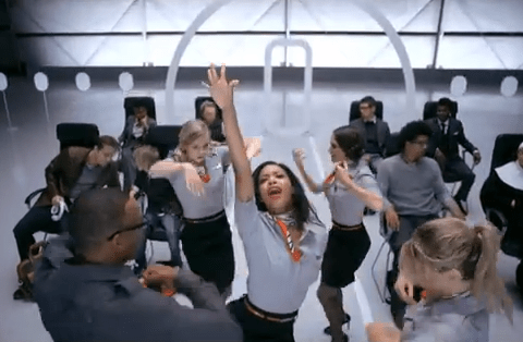 Flying high: 5 flight safety videos to make you smile